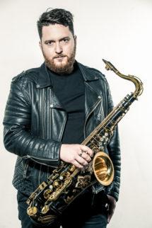 Nik Carter - Sax