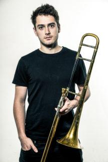 Tom Dunnett - Trombone