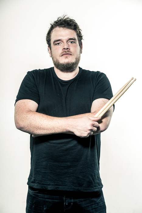 Doug Harper - Drums