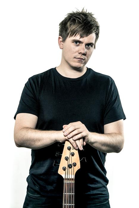 Harrison Wood - Bass/Band Coordinator